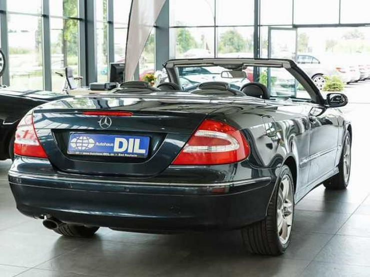 Bild 5: MERCEDES-BENZ CLK Cabrio 200 K Automatik Avantgarde