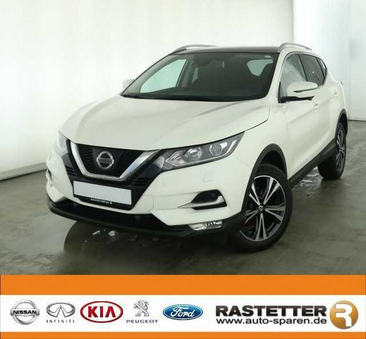 nissan qashqai 1.6 dig-t n-connecta pano neues modell in karlsruhe
