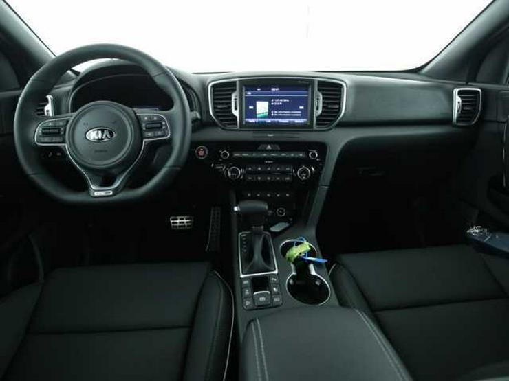 Bild 4: KIA Sportage 1.6 T-GDI AWD Automatik GT Line Leder Tech Pano