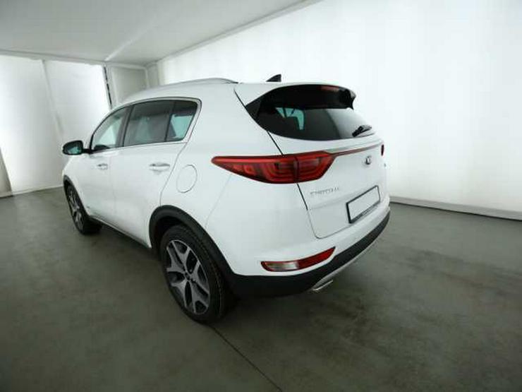 Bild 2: KIA Sportage 1.6 T-GDI AWD Automatik GT Line Leder Tech Pano