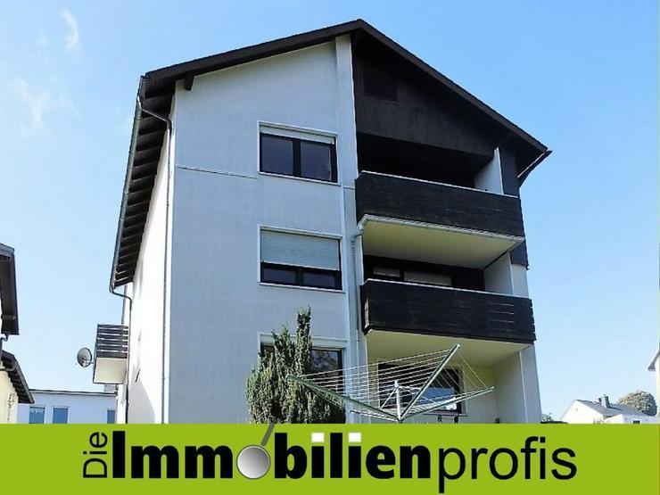 Großzügiges Zweifamilienhaus mit herrlichem Weitblick in Nordhalben i. Frankenwald - Haus kaufen - Bild 1
