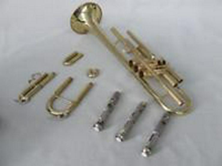 Reparaturwerkstatt für Blechblasinstrumente