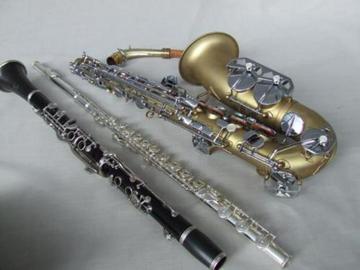 Werkstatt für Holzblasinstrumente