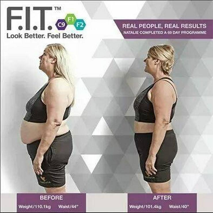 Bild 2: Abnehmen leicht gemacht - 2-5kg in 9 Tagen