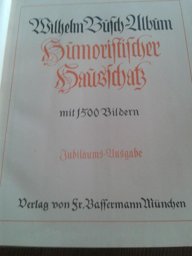 Bild 2: Wilhelm Busch Max und Moritz
