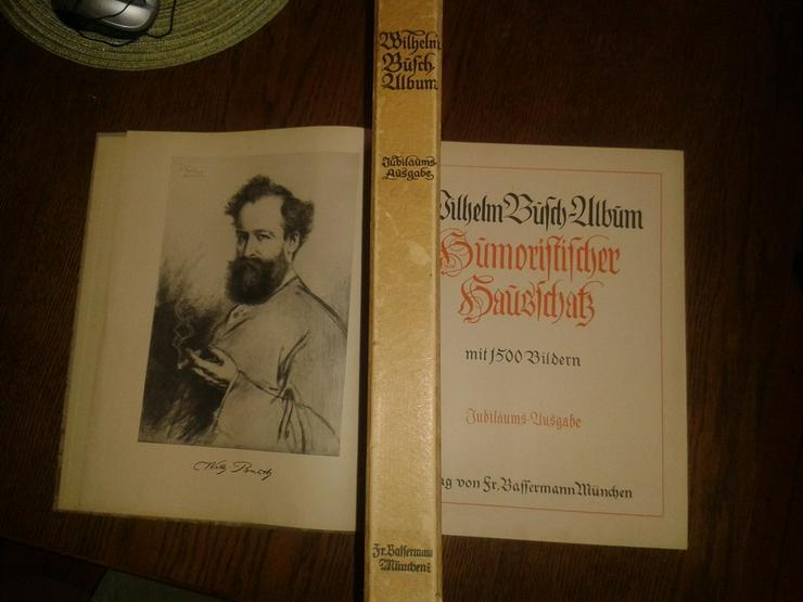 Wilhelm Busch Max und Moritz - Klassische Dichtung - Bild 1