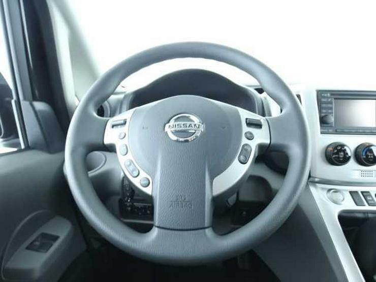 Bild 5: NISSAN NV200 Evalia 1.5dCi tekna 7-Sitze Navi Kamera