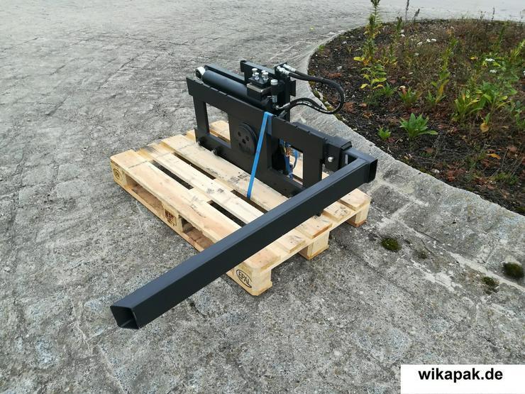 Bild 2: Kistendrehgerät Drehgerät 180 Grad FEM2 1,0m