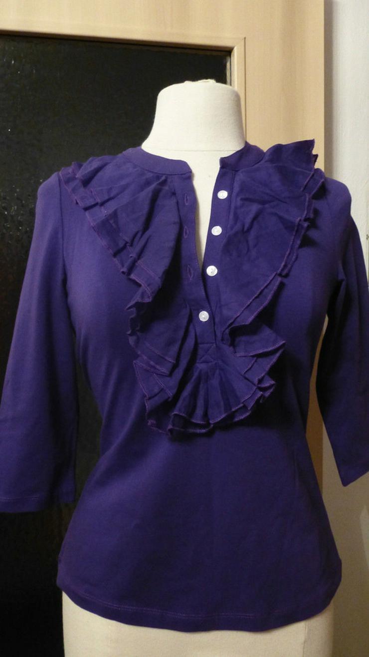 Neu Damen Shirt KAPALUA in Lila  Gr. S-M.