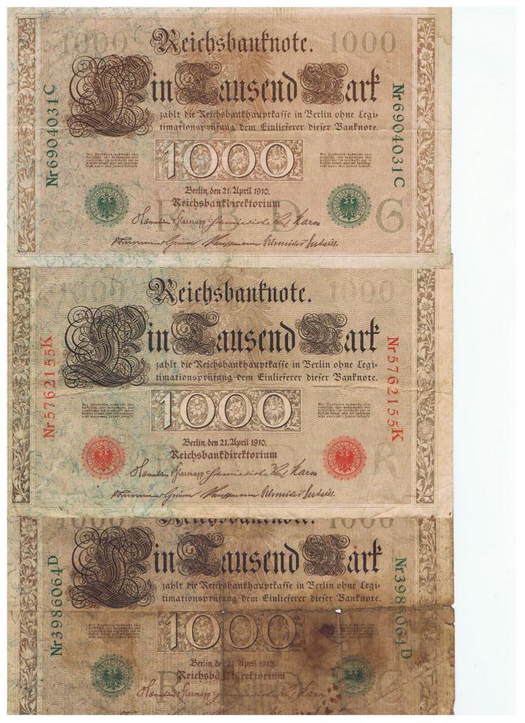 100 Reichsmark von 1908 - Weitere - Bild 5