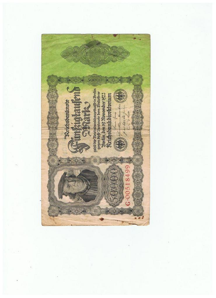 Bild 3: 100 Reichsmark von 1908