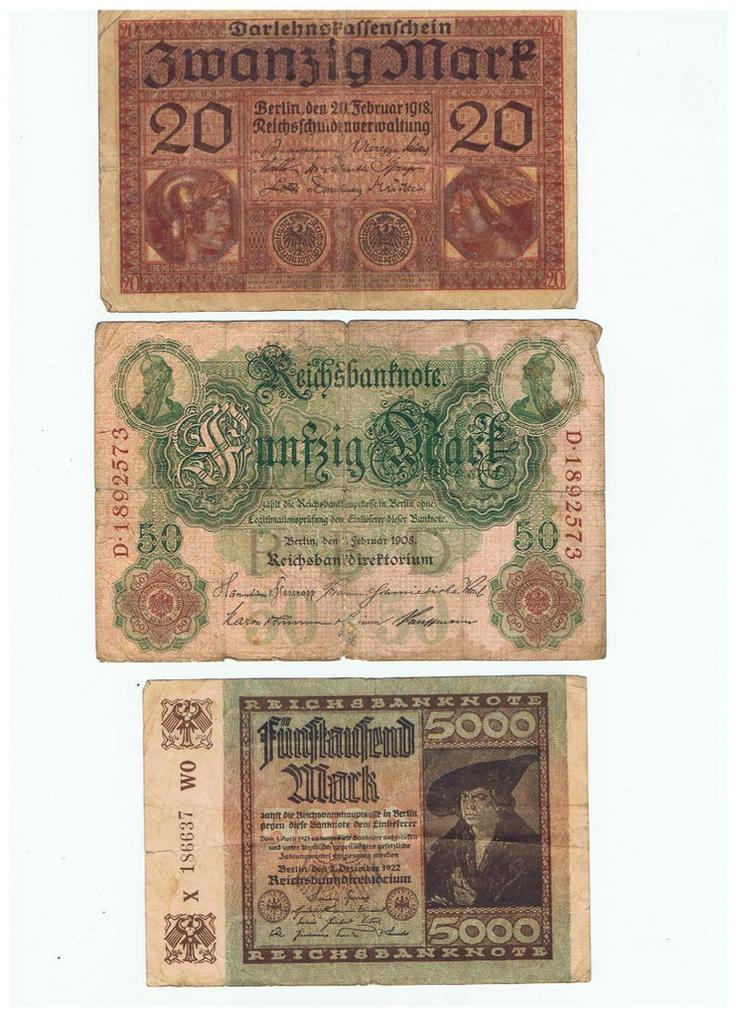 Bild 8: 100 Reichsmark von 1908