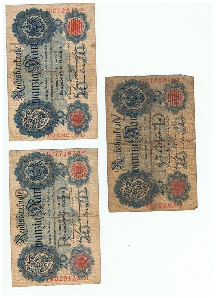 Bild 2: 100 Reichsmark von 1908