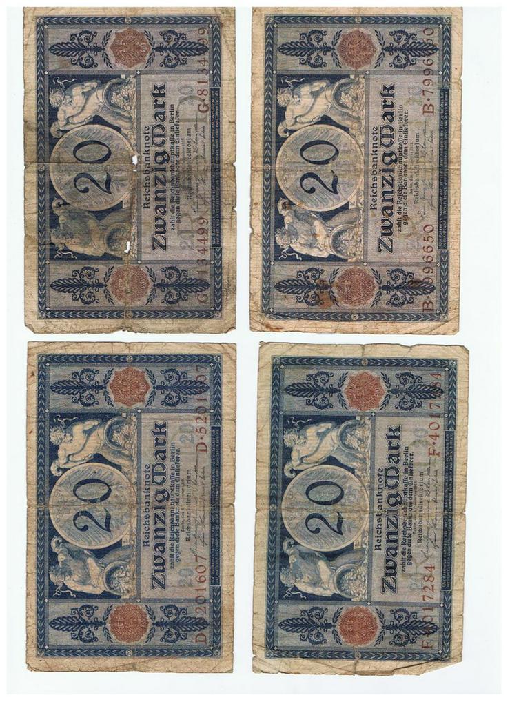 Bild 6: 100 Reichsmark von 1908