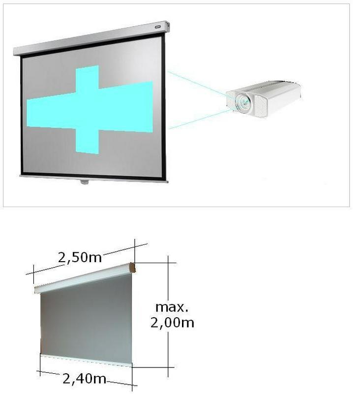Rückproleinwand - Videotechnik - Bild 1