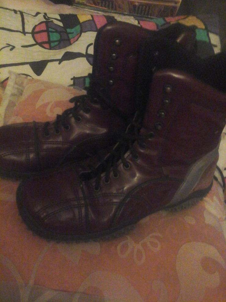 halbhohe Schuhe Größe 37