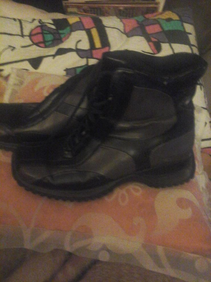 Halbhohe Schuhe Gr.: 36