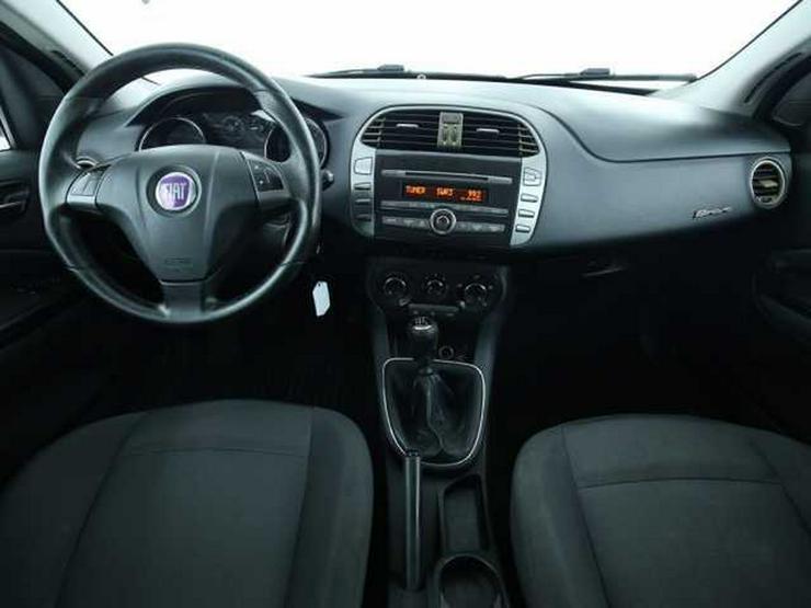 Bild 4: Fiat Bravo 1.9 Multijet Dynamic Klimaanlage Nebel