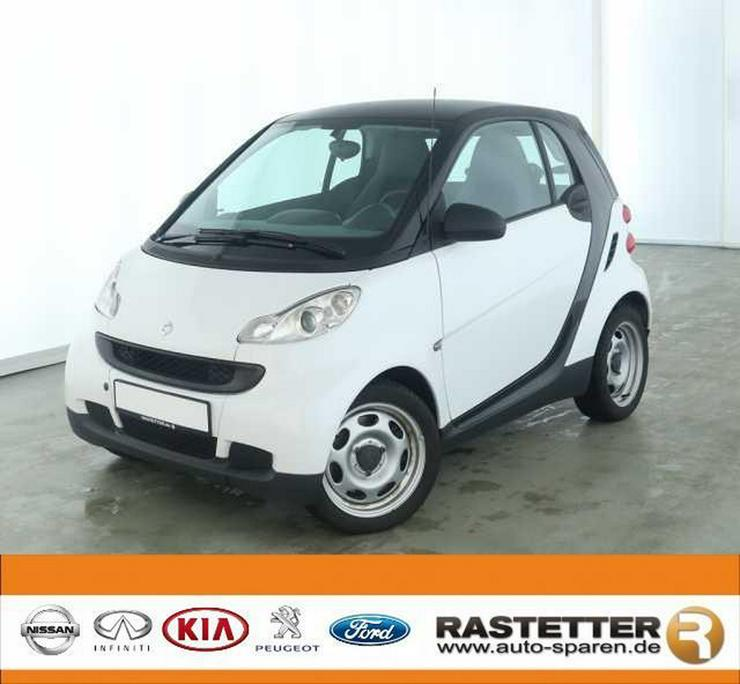 SMART fortwo coupe Automatik pure mhd S/S Klimaaut.