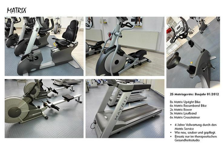25 Matrix Cardiogeräte - Crosstrainer - Bild 1