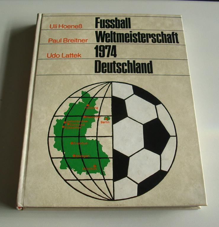 Fußball Weltmeisterschaft 1974 in Deutschland