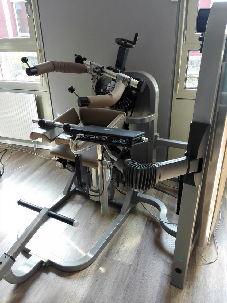 Bild 4: 5 Proxomed - Targumed Krafttrainingsgeräte