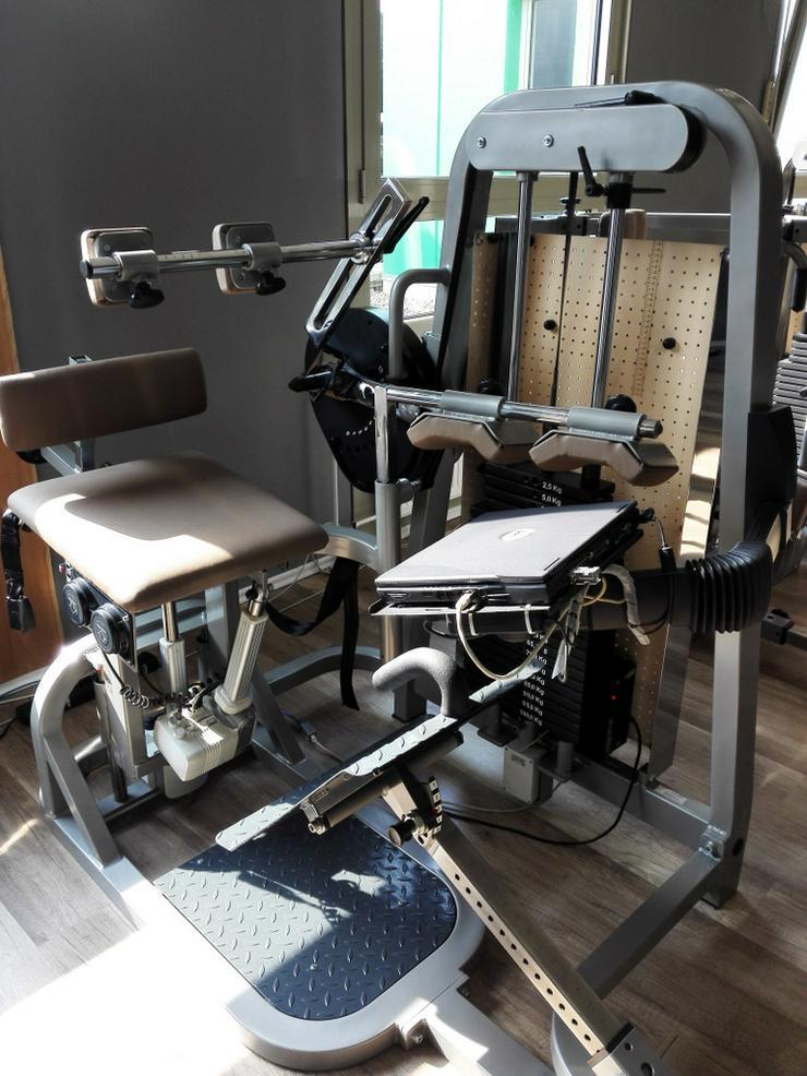Bild 8: 5 Proxomed - Targumed Krafttrainingsgeräte