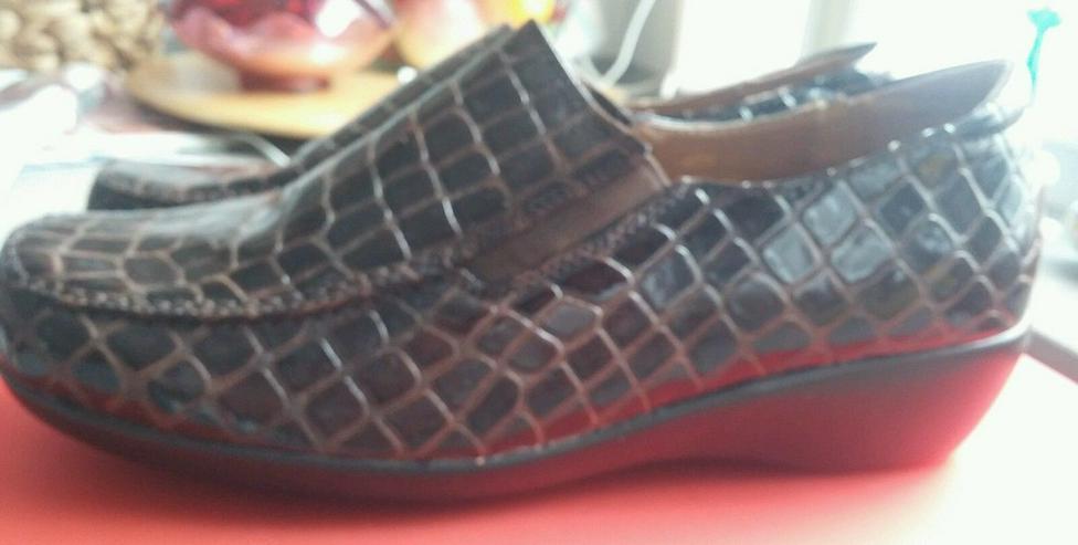 Bild 2: NEU Damen Schuhe Mokassin Gr.39