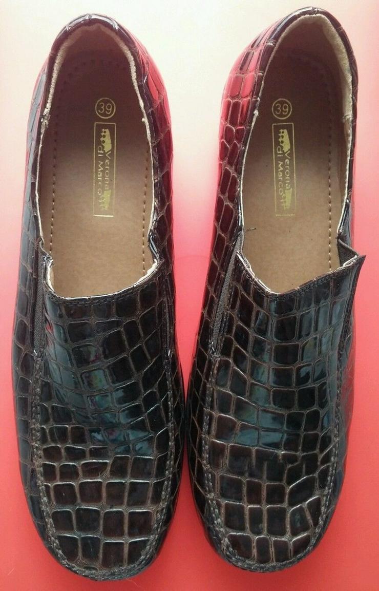 Bild 6: NEU Damen Schuhe Mokassin Gr.39