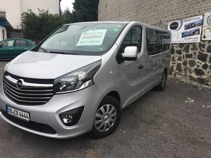 Opel Vivaro B 1.6  L2H1 9 Sitzer