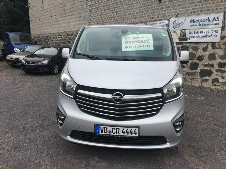 Bild 2: Opel Vivaro B 1.6  L2H1 9 Sitzer