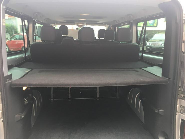 Bild 10: Opel Vivaro B 1.6  L2H1 9 Sitzer