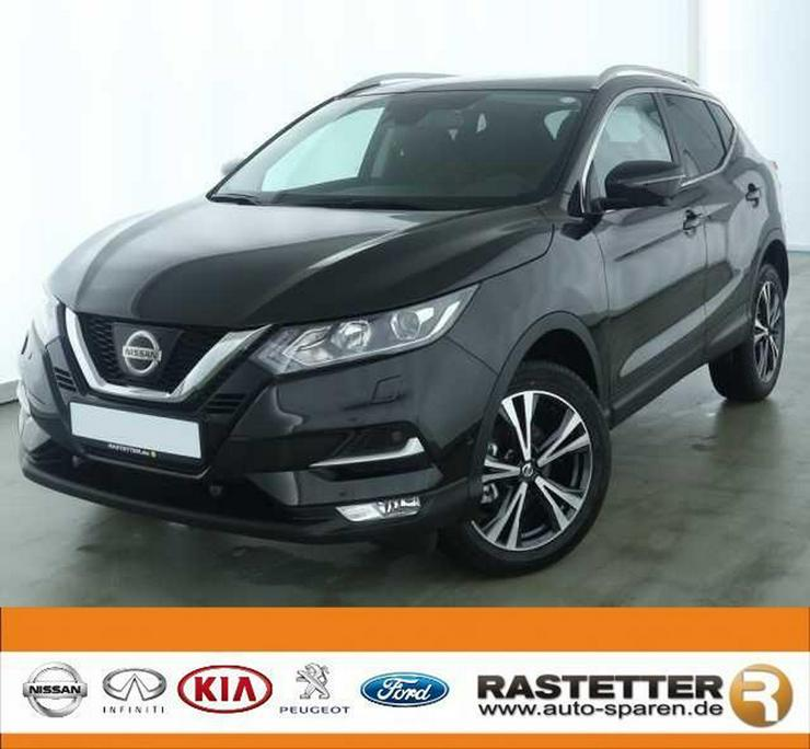NISSAN Qashqai 1.6 DIG-T n-connecta Pano Safety neues Mod
