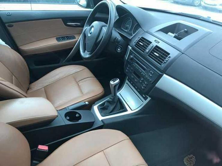Bild 4: BMW X3 xDrive18d Leder Schiebedach PDC Sitzhzg