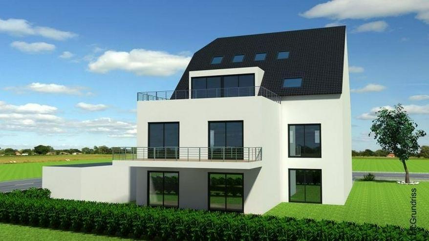 Bild 6: LANGSUR: 2 Zimmer Erdgeschoss Wohnung 104 m² - nach KfW 55 Standard mit Terrasse und Gart...
