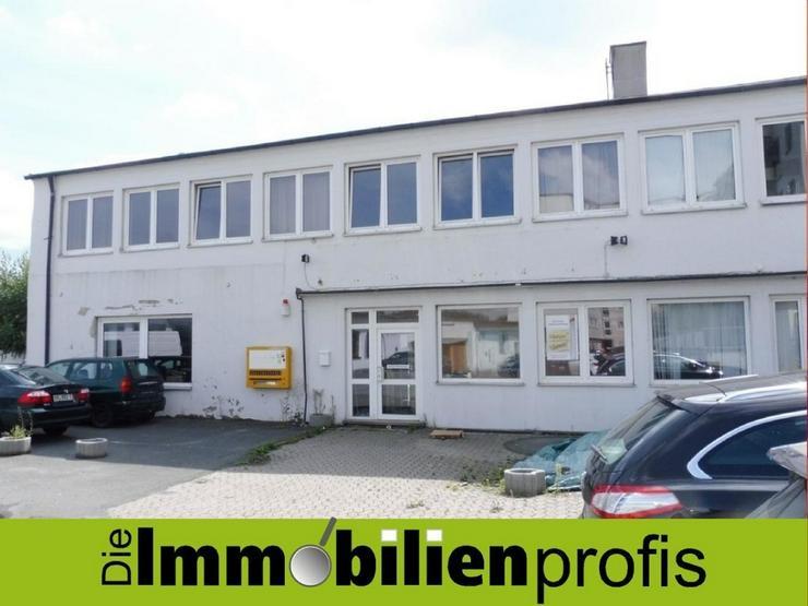 Größere Bürofläche oder Werkstatt in Hof zu vermieten - Gewerbeimmobilie mieten - Bild 1