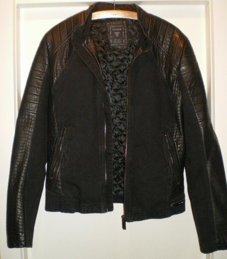 Bild 2: Jacke für Damen in Leder von Quess (VB) noch 1 x Peis runter gesetzt !
