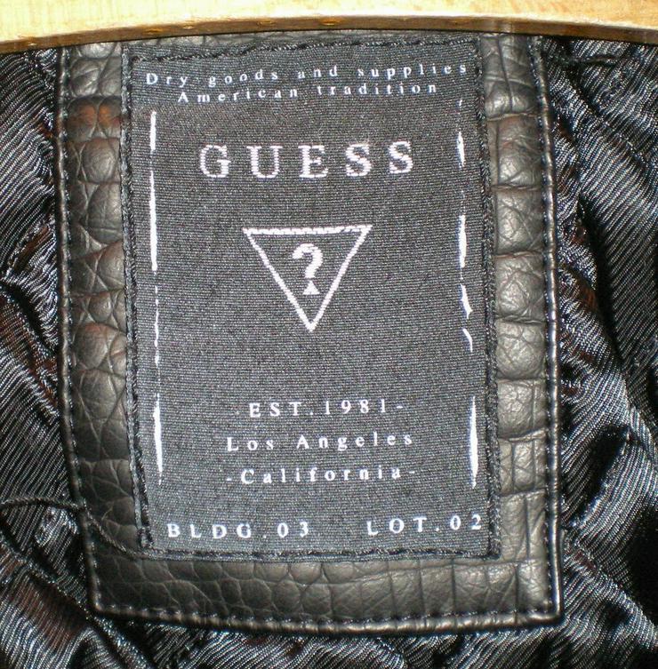 Bild 6: Jacke für Damen in Leder von Quess (VB) noch 1 x Peis runter gesetzt !