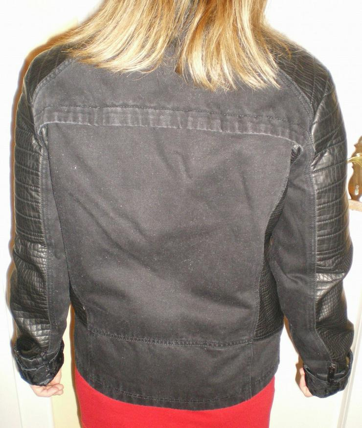 Bild 4: Damenlederjacke von Quess (VB)