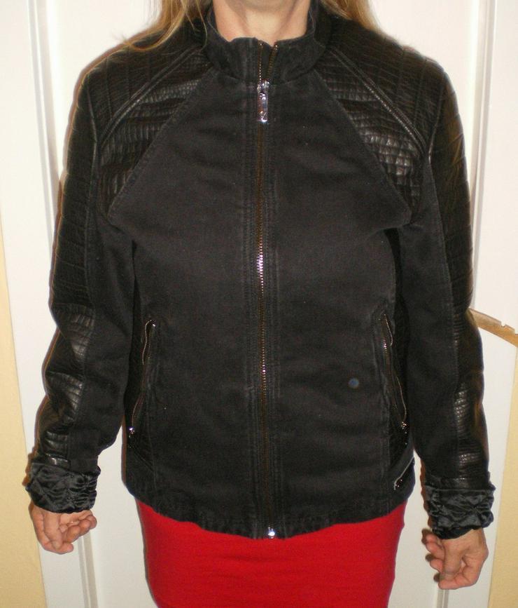 Bild 3: Damenlederjacke von Quess (VB)