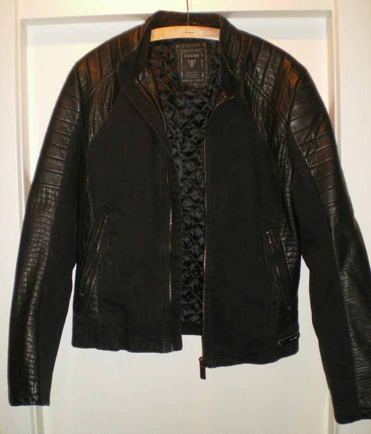 Jacke für Damen in Leder von Quess (VB) noch 1 x Peis runter gesetzt !