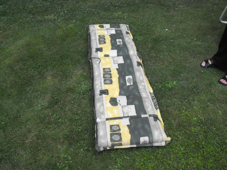 Bild 2: Polsterauflage für Stuhl/Liegestuhl/Relaxstuhl