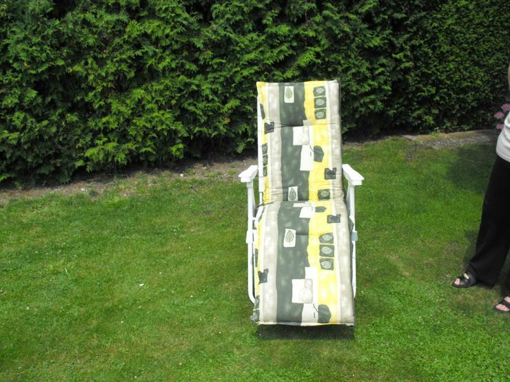 Bild 3: Polsterauflage für Stuhl/Liegestuhl/Relaxstuhl