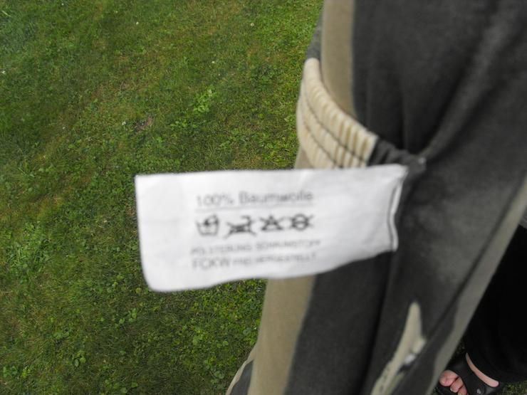 Bild 4: Polsterauflage für Stuhl/Liegestuhl/Relaxstuhl