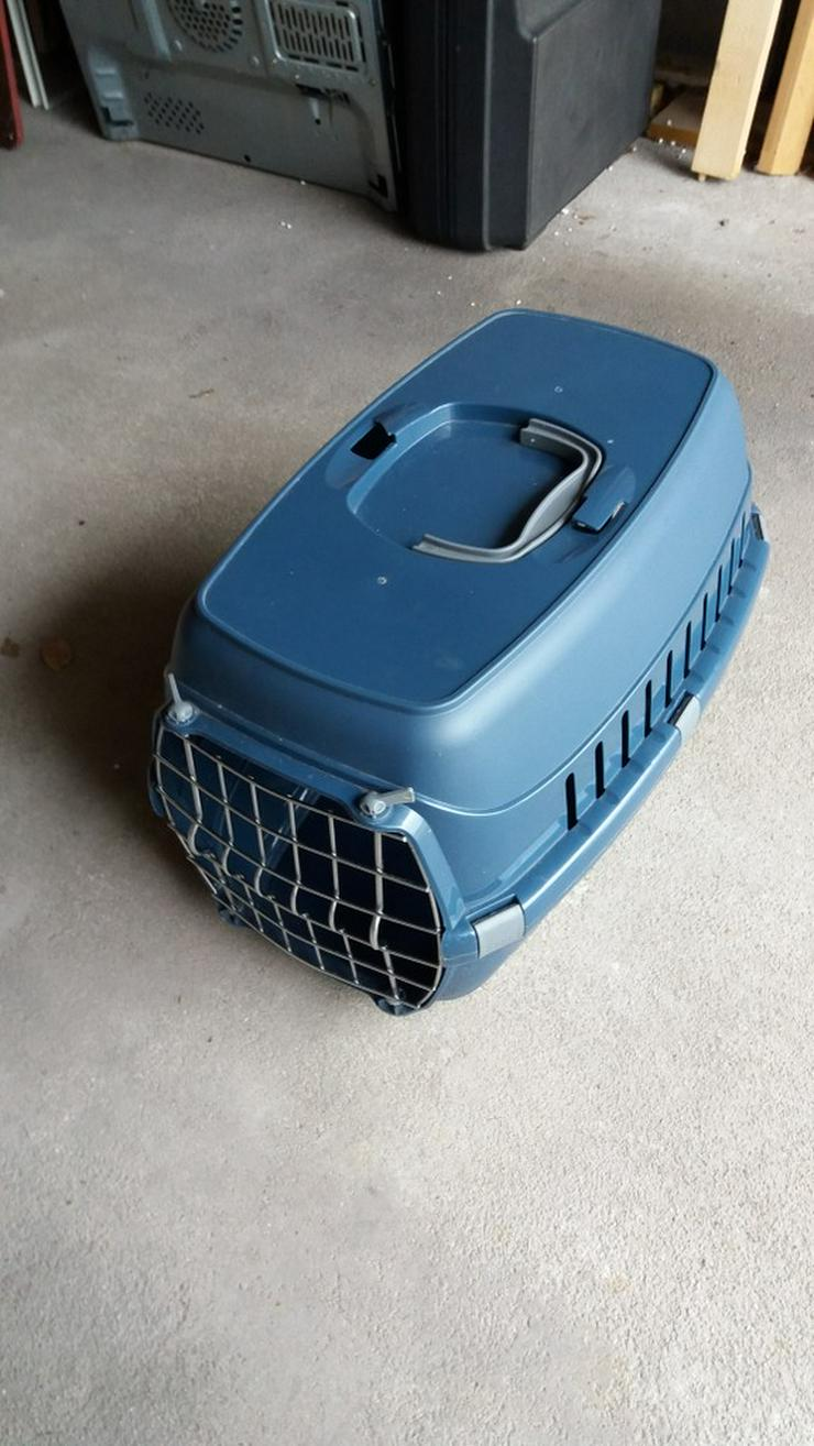 Katzen-Transport-Box