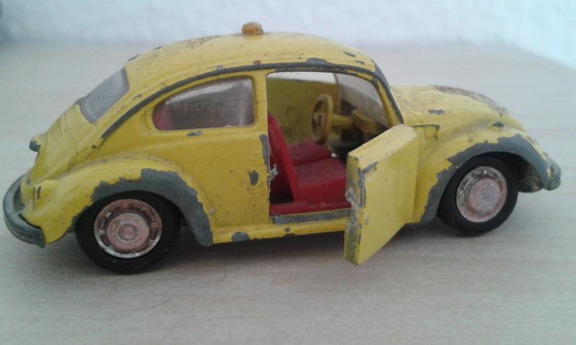 Bild 3: Modellauto-Schuco-818-VW-1302-S-ADAC-Käfer