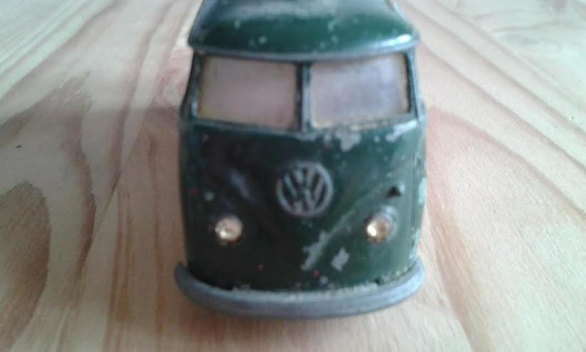 Siku Polizei VW Bus