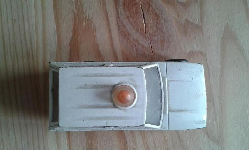 Matchbox No. 20 Police Patrol - Spielwaren - Bild 1