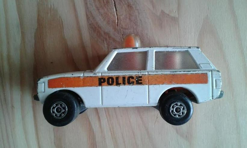 Bild 5: Matchbox No. 20 Police Patrol