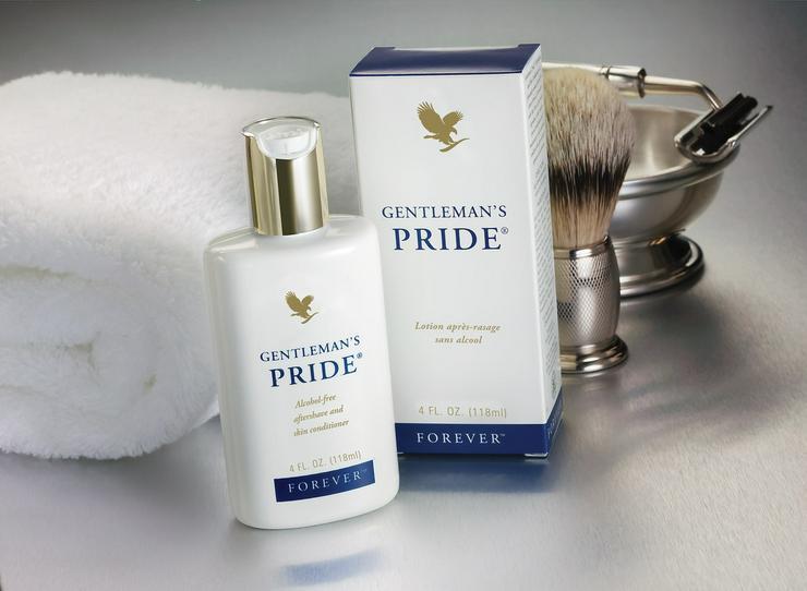 Gentleman's Pride® Aftershave mit 15% Rabatt